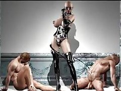 3D Mistresses and Slave Girls!